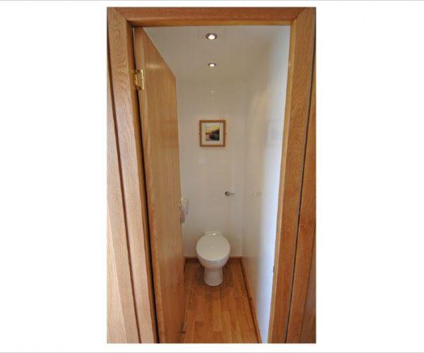 The Eco 250  ( 3 + 1) Toilet Trailer